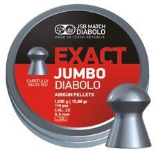 JSB Diabolo Exact Jumbo Airgun Pellets cal .22  (5.51mm) 250pcs (546246-250)