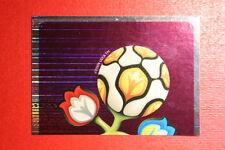 Panini EURO 2012 N. 518 ITALIA  NEW With BLACK BACK TOPMINT!!
