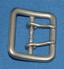 40 mm de montaje de estilo vintage antiguo Twin clavijas Estilo cinturón con hebilla de nuevo libre de correos