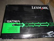 New ! Genuine  Lexmark T610 T612 T614 T616 High Yield Toner Cartridge 12A7740