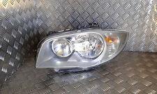 Phare avant gauche BMW Série 1 E87 Phase 1 de 2004 à 2006 - Réf : 631269448514