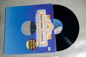 Disco Dance Classics shrink Rappers Delight Rap Record lp original vinyl album