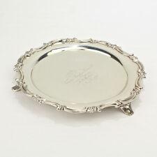 Ball Tompkins & Black Ny Coin Silver Salver Dated 1860 - Marquand & Co Sl