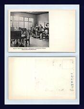JAPAN AOMORI PREFECTURE TSUGARA BUSINESS COLLEGE STUDY QUARTERS CIRCA 1905