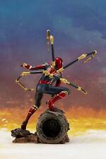 Kotobukiya Artfx+ Avengers Infinity War Iron Spider Model Kit 1/10 IN STOCK