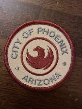 City of Phoenix Police Patch - Arizona - Vintage - Hat Patch