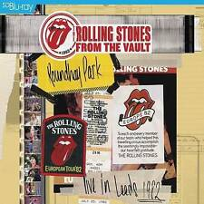 ROLLING STONES-FROM THE VAULT: LIVE IN LEEDS 1982 (3PC) (W/CD) Blu-Ray NEW