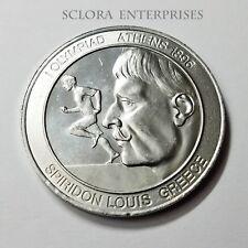 1972 Great Olympic Moments Spiridon Louis Token *Free Shipping*