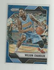 2016-17  Prizm  WILSON CHANDLER   Blue Wave Prizm  85/99