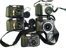 Lot of 5 Olympus Digital Cameras, 2x C-4040, C-5050, C-3000, C-5060