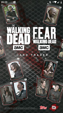 Topps The Walking Dead Card Trader - Pick Lot of ANY 9 Cards - Alicia Rick Carol