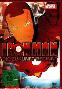 IRON MAN  •  Die Zukunft beginnt   Vol. 2 Ep. 6-9 der Marvel-Zeichentrickserie