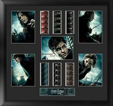 Film Cell Genuine 35mm Framed & Matted Harry Potter and the Deathly Hallows 5481