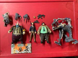 McFarlane Toys Spawn Action Figure Lot - New - Sam & Twitch + Clown & Violator