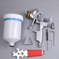 ZH4000B Paint Spray Gun Gravity 1.3mm 600ml Advanced Atomization Technology