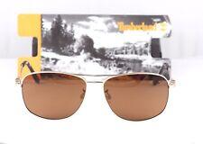 New Timberland Polarized Sunglasses Gold TB9073  TB 9073 Retail $95+