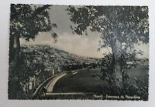 Vintage post card Postcard - Naples View from Mergellina , Italy 1950's