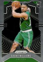 Grant Williams 2019-20 Panini Prizm Base Rookie Card RC #267 Boston Celtics