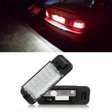 2x LED License Plate Light BMW E36 318i 318is 318ti 320i 323i 325i 325is 328i M3