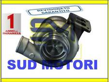 TURBINA REVISIONATO BERLINGO C8 XSARA PEUGEOT  206 306 307 406 RANCH 2.0 HDI 16V