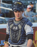 Josh Breaux Signed New York Yankees Baseball 8x10 Photo MAB Hologram Autographed