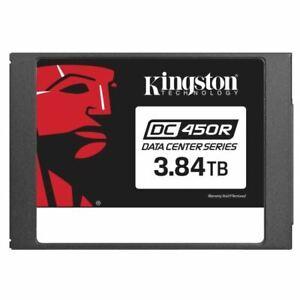 Kingston 3.84TB (3840GB) DC450R SSD 2.5 Inch 7mm, SATA 3.0 (6Gb/s), 3D TLC, 560M