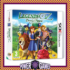 Legends of Oz - Dorothy's Return (Nintendo 3DS 2DS 3DS XL) Brand New