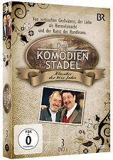 3 DVDs * DER KOMÖDIENSTADEL - KLASSIKER DER 90ER JAHRE  # NEU OVP >