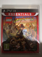 lego indiana jones 2 l'aventure continue ps3 ps playstation 3 neuf