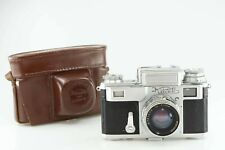 Kiev III 3 With Jupiter 8 M 2 50 MM Silver Contax Imitation For 86361