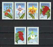 Antigua & Barbuda 2000 Sc#2342-47   Flowers   MNH Set