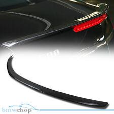 Carbon Fiber Mercedes Benz W207 C207 Coupe Rear Trunk Spoiler Boot ◎