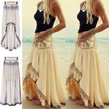 Unbranded Long Regular Size Asymmetrical Skirts for Women