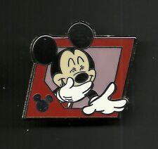 Mickey Mouse Giggling Laughing Splendid Walt Disney Pin