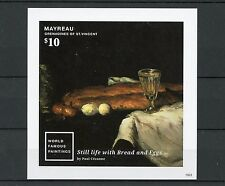 Mayreau Grenadines St Vincent 2015 MNH World Famous Paintings 1v Imperf S/S II