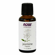 2 x NOW Jasmine Fragrance 1oz(30ml)  Essential Oil like, Made In USA