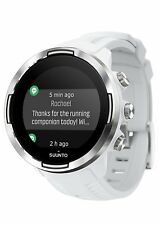 Suunto 9 Multisport GPS Watch w/ Extended Battery Life Modes (White) SS050021000
