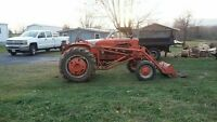 1957 allis chalmers Tractor *local pick up only*