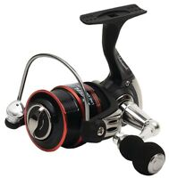 Shakespeare Agility Drop Shot Spin Spinning  Fishing Reel 20 FD