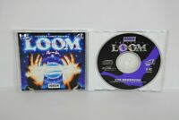 LOOM PC-Engine SCD PCE Grafx Japan Game pe