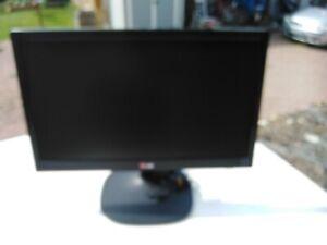 ECRAN LCD 20 POUCES 16/9 LG 20M35A-B OCCASION (4155)