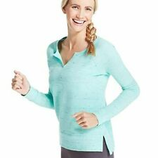 Calvin Klein Women's Thermal-Sleeve French-Terry Pullover Sweatshirt Top