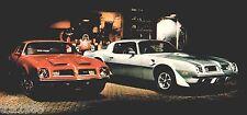 1975 Pontiac Brochure:FIREBIRD TRANS-AM,LeMans,GRAND PRIX,CATALINA,VENTURA,