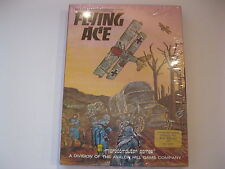 Flying Ace Atari 400 800 Game Factory Sealed Box Micromcomputer Games