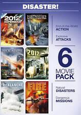 6-Movie Pack: Disaster! DVD