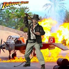 """1/6 Indiana Jones ROTA Diorama 15""""x15"""" - Ideal For Sideshow Exclusive Hot Toys"""