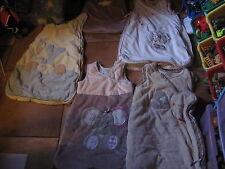 sac de couchage noukies prix  un seul 19.99  60 cm h , 1 seul au dessous h50 cm