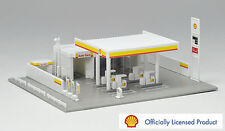 Tomix 4072 Gas Station (Shell) (N scale)