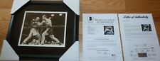 New listing PSA/DNA-BECKETT ROCKY MARCIANO AUTOGRAPHED-SIGNED 8X10 FRAMED PHOTO