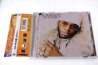R.KELLY TP-2.COM ZJCI-10009 CD JAPAN OBI A1118